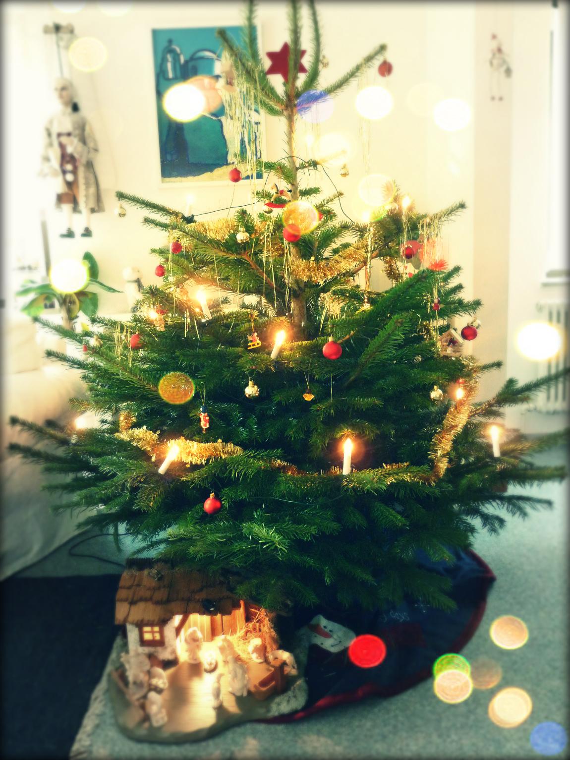 Christmas In Stuttgart Germany.German Christmas Traditions Living In Stuttgart