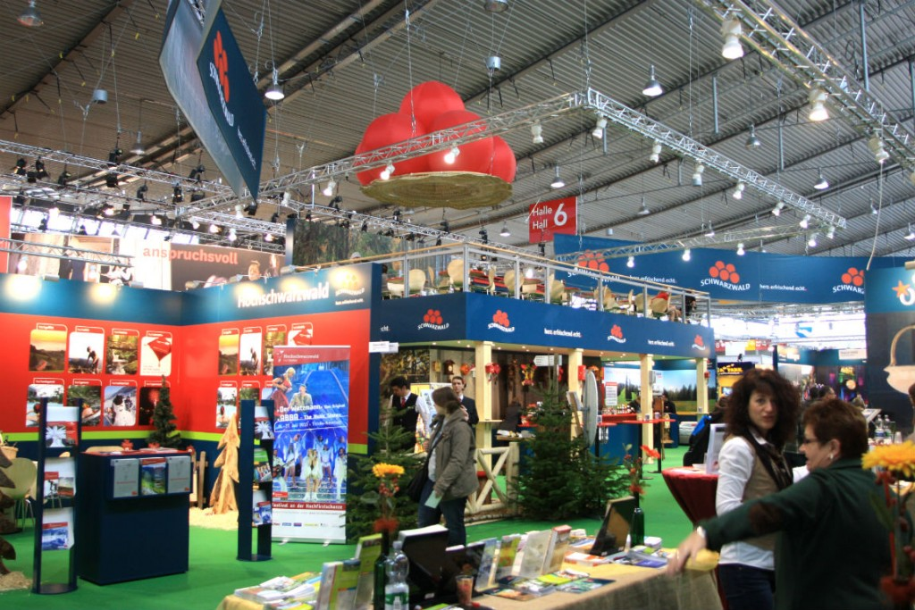 Events in Stuttgart in 2018: Visit the fair CMT