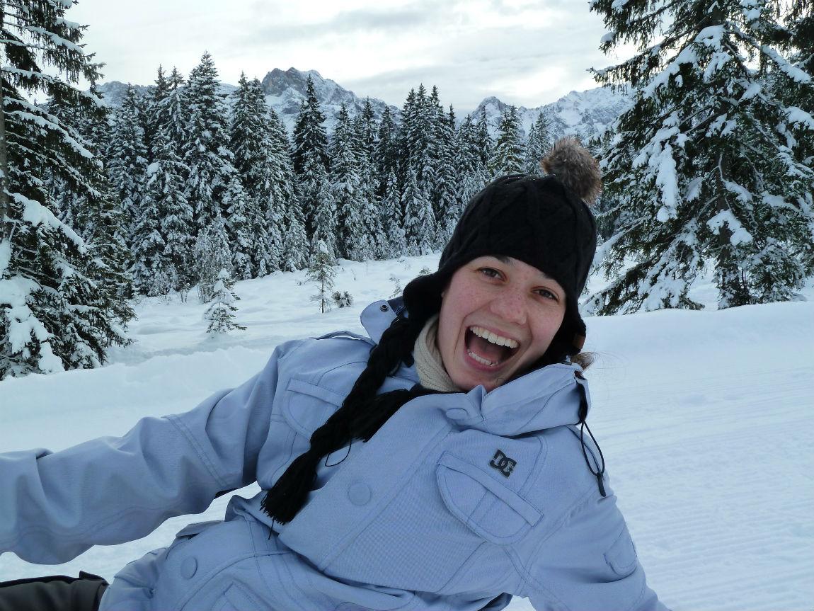 Nadi sledding # 2