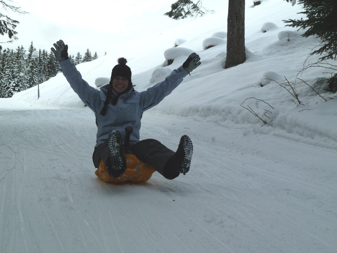 Nadi sledding # 1