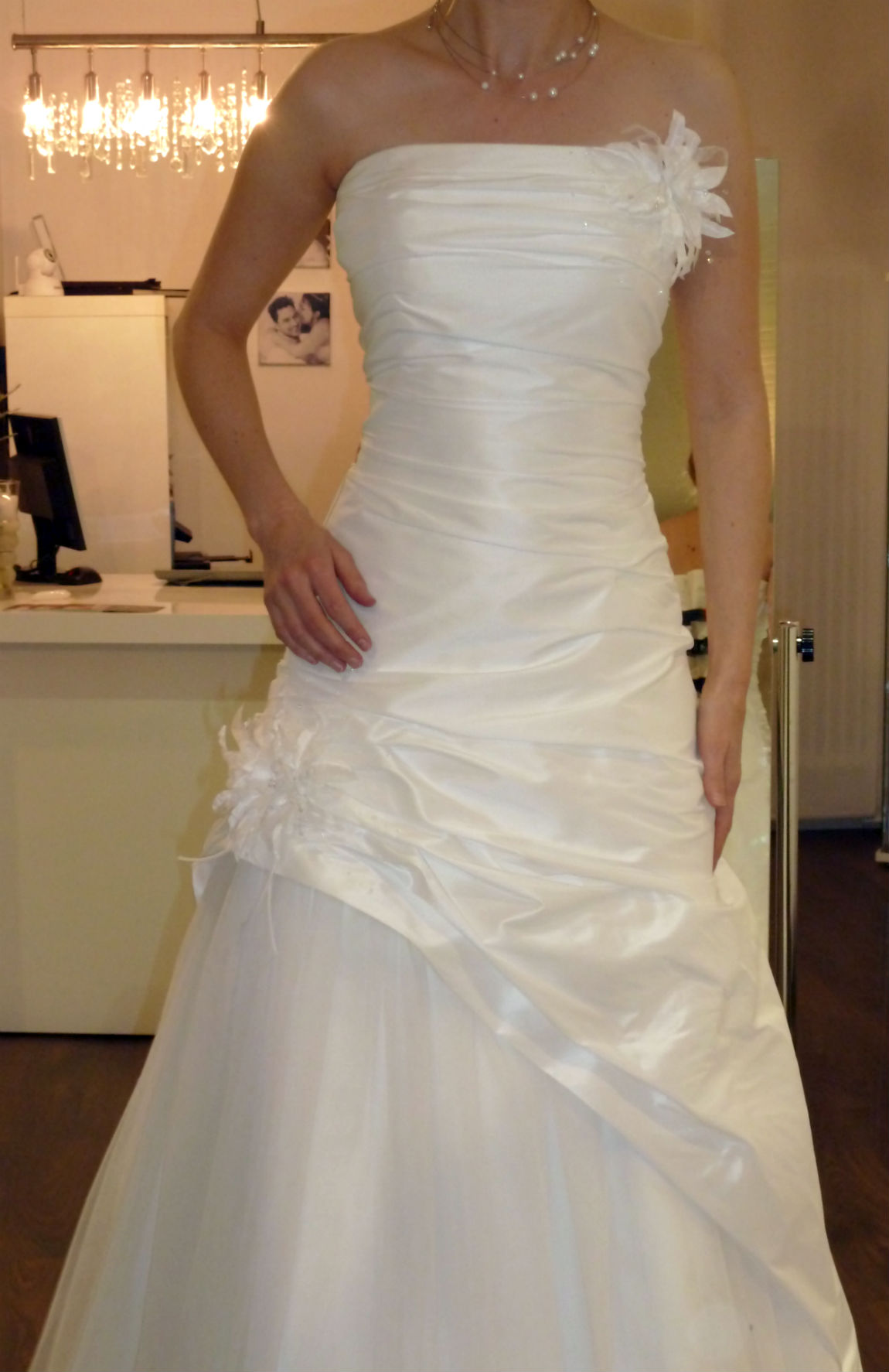Lovely wedding dress #1
