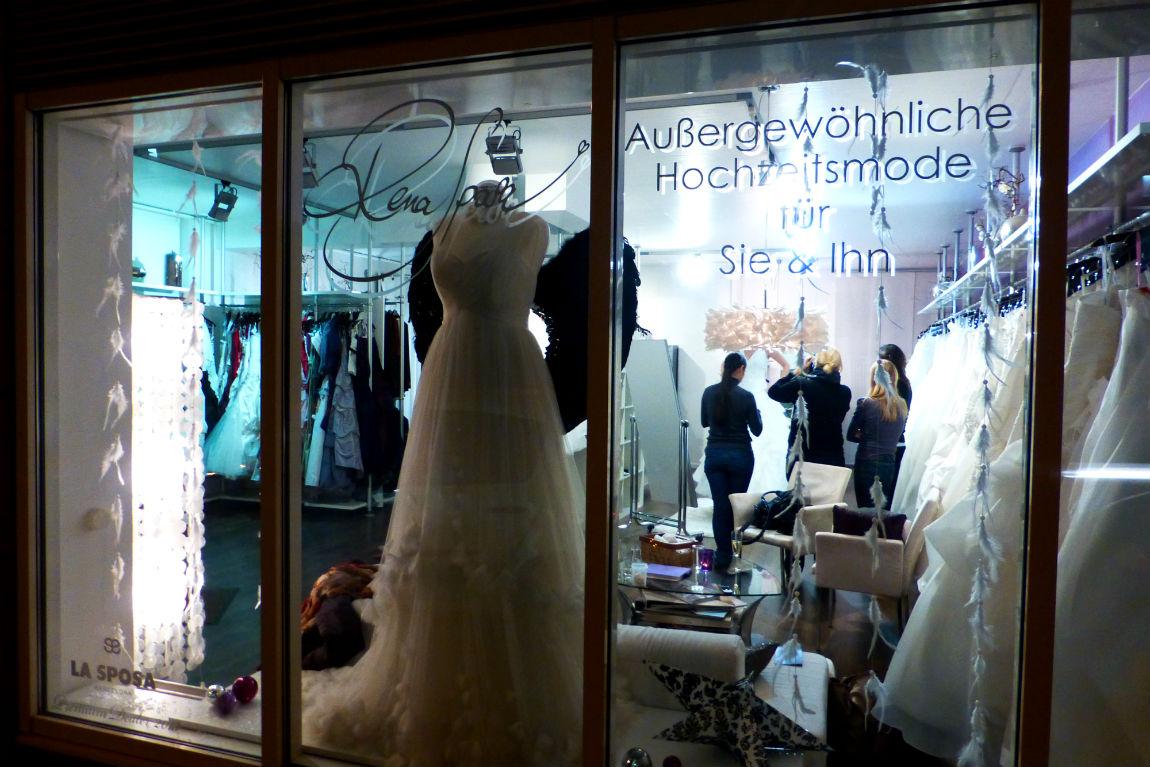 Rena Sposa in Stuttgart