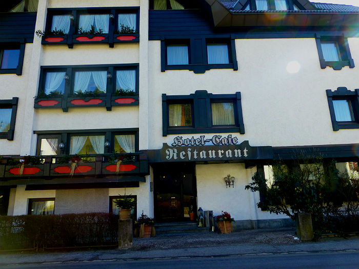 Romantik Hotel Sackmann Baiersbronn