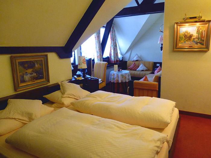 Komfort Room in Hotel Sackmann