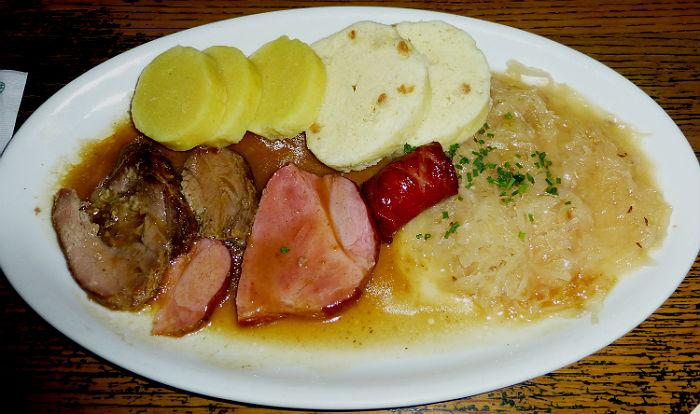 Bohemian Platter