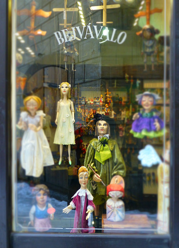 Marionettes in Prague