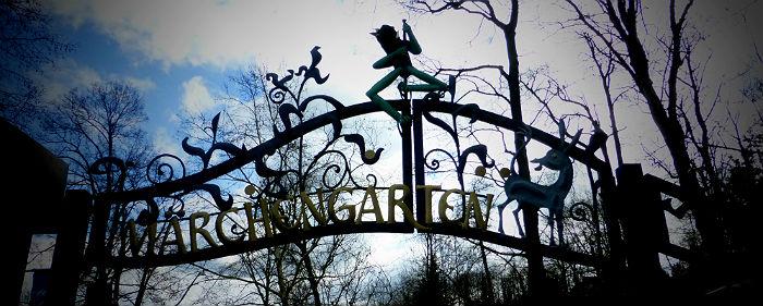 Entrance to Märchengarten Ludwigsburg