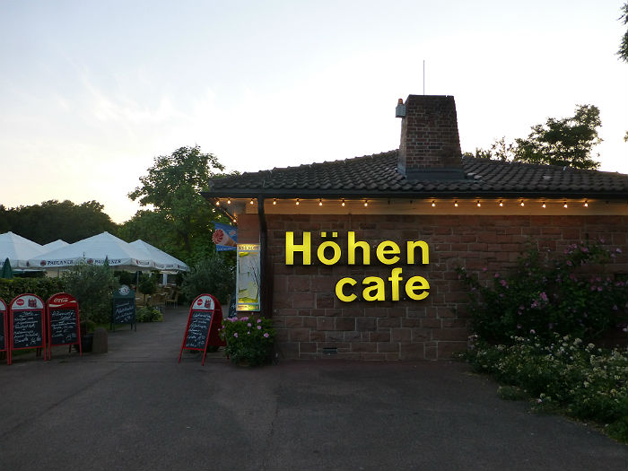 Höhencafe Killesberg