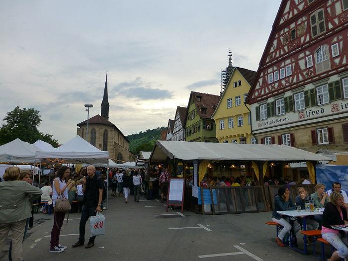 Zwiebelfest - Festival of the Onion - in Esslingen