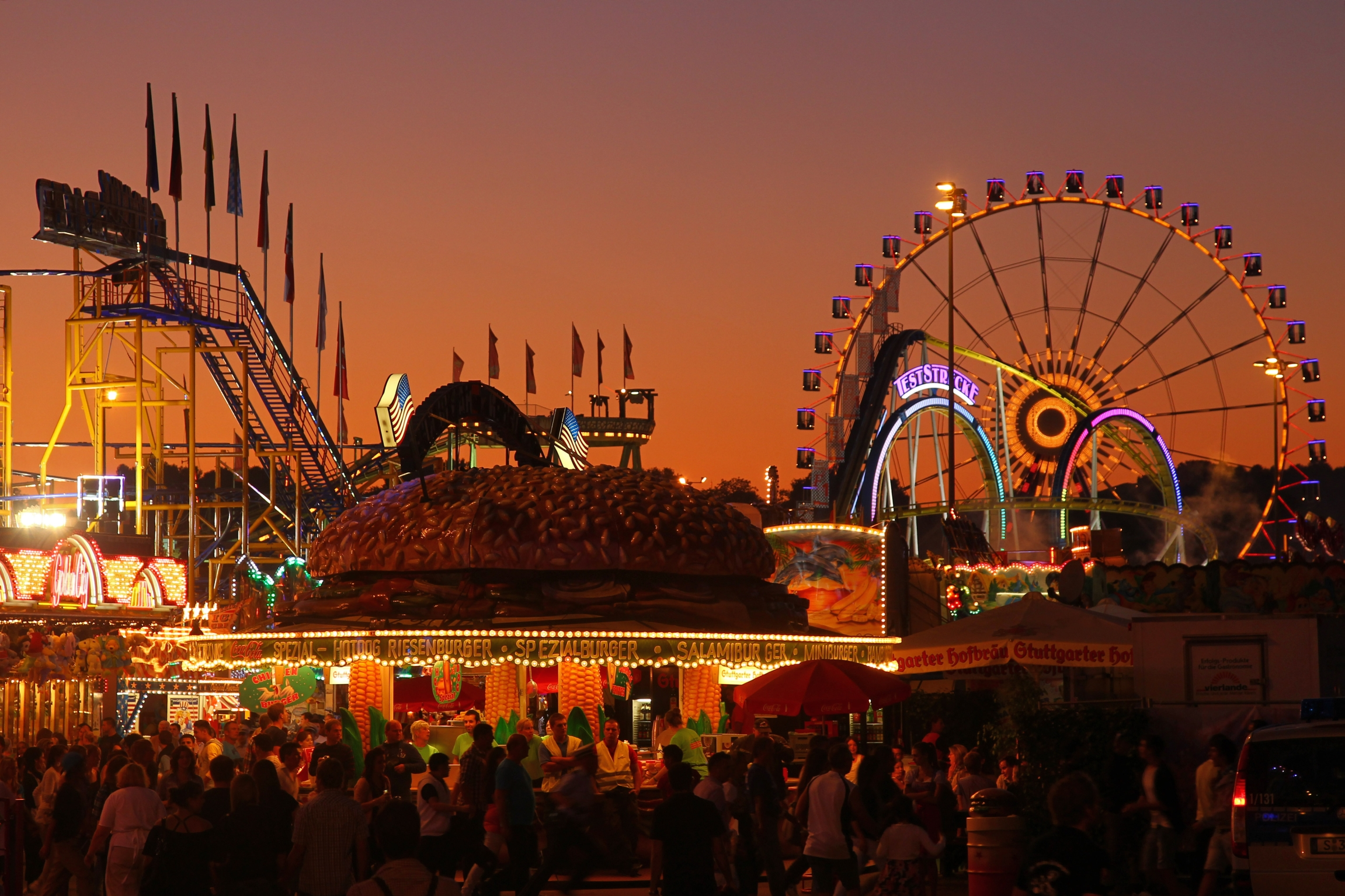 Things to do in October: Cannstatter Volksfest
