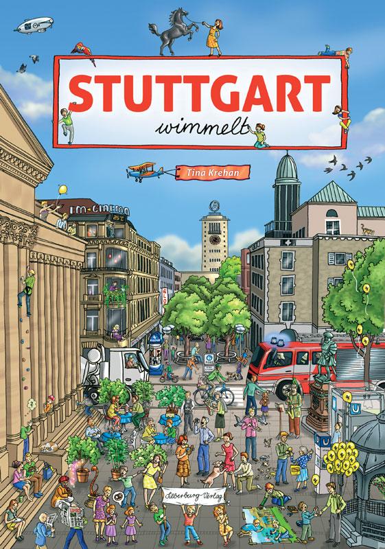 Cover Stuttgart Wimmelt