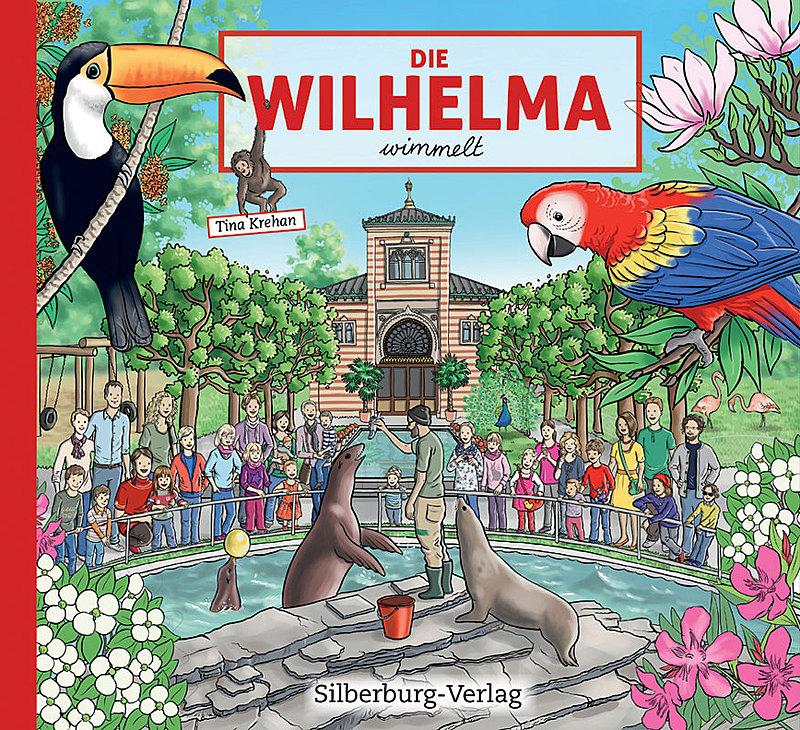 Cover die Wilhelma wimmelt