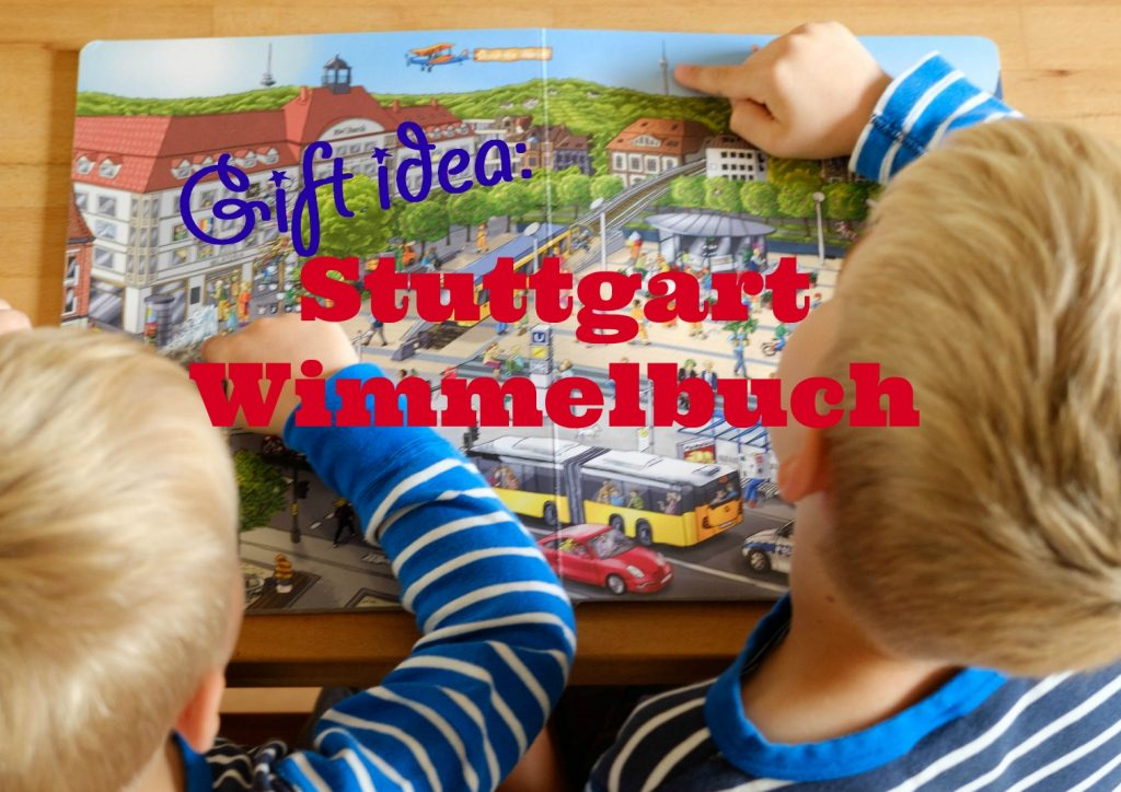 Read more about the gift idea Stuttgart Wimmelbuch