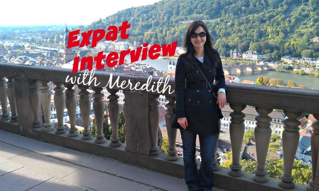 Expat Interview with Meredith from Kaffee und Kuchen