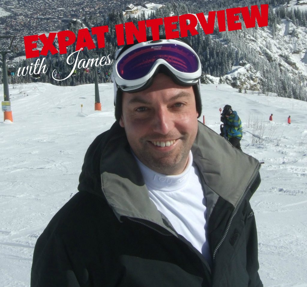 Meet James, a British expat who moved to Germany in 2006.