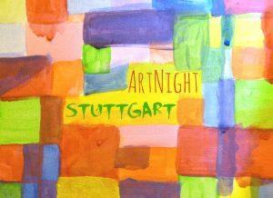 Artnight Stuttgart - painting workshops for everybody