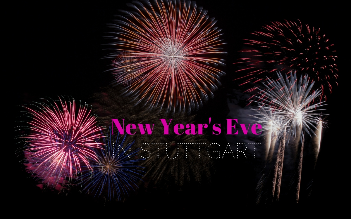 New Year's Eve events in Stuttgart