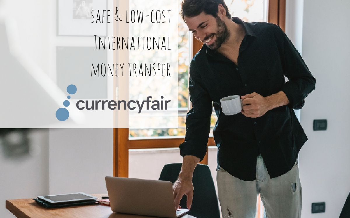 CurrencyFair on Lifing in Stuttgart