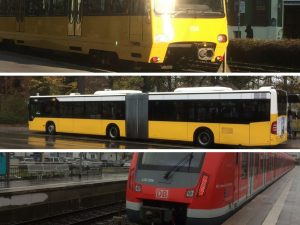 A guide to public transport in Stuttgart