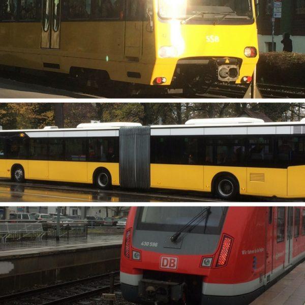 A guide to public transport in Stuttgart