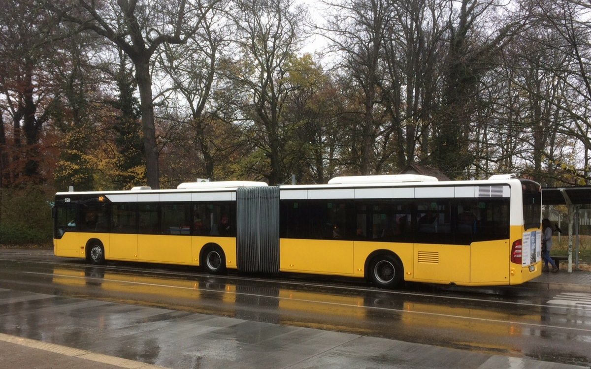 Public transport in Stuttgart: Bus