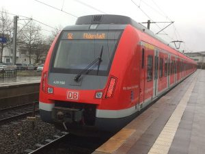 Public transport in Stuttgart: S Bahn