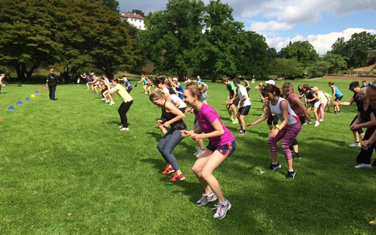 Events this May in Stuttgart: try Sport im Park!