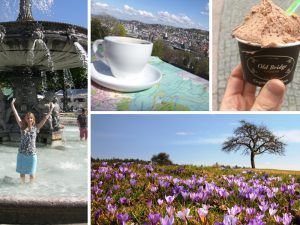 What to do on a sunny spring weekend in Stuttgart?