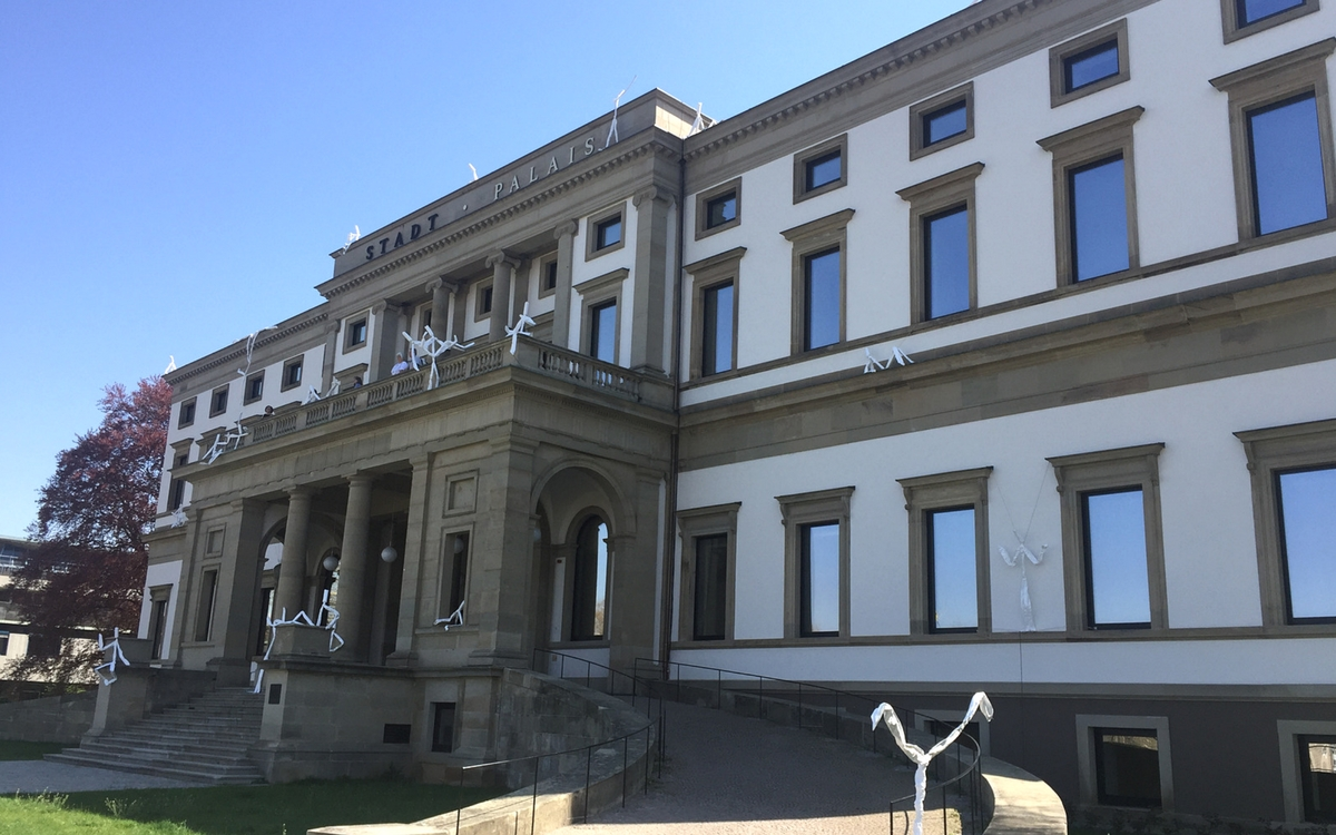 Stuttgart has it's own museum now: Stadtpalais Stuttgart