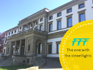 Fun Fact Friday - the one with the streetlights