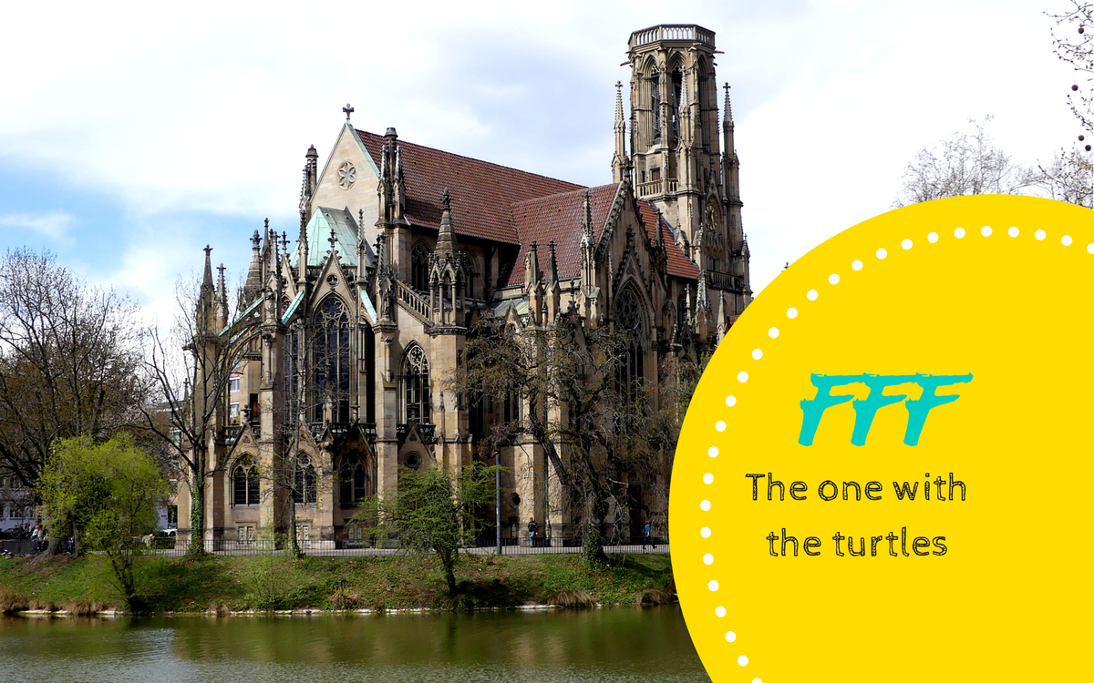 Fun Fact Friday #3: The one with the turtles - Living in Stuttgart