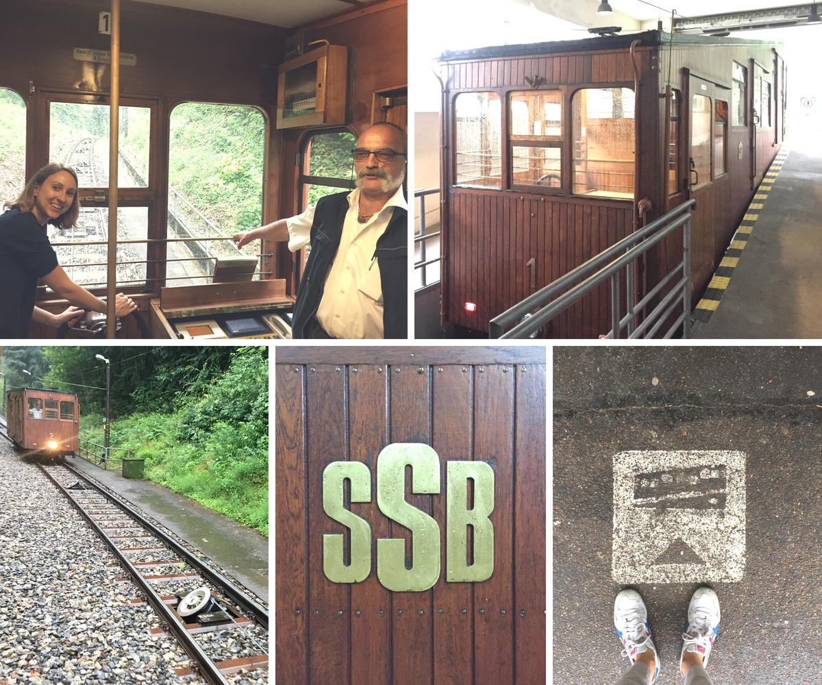 Stuttgart has it's own cable car.