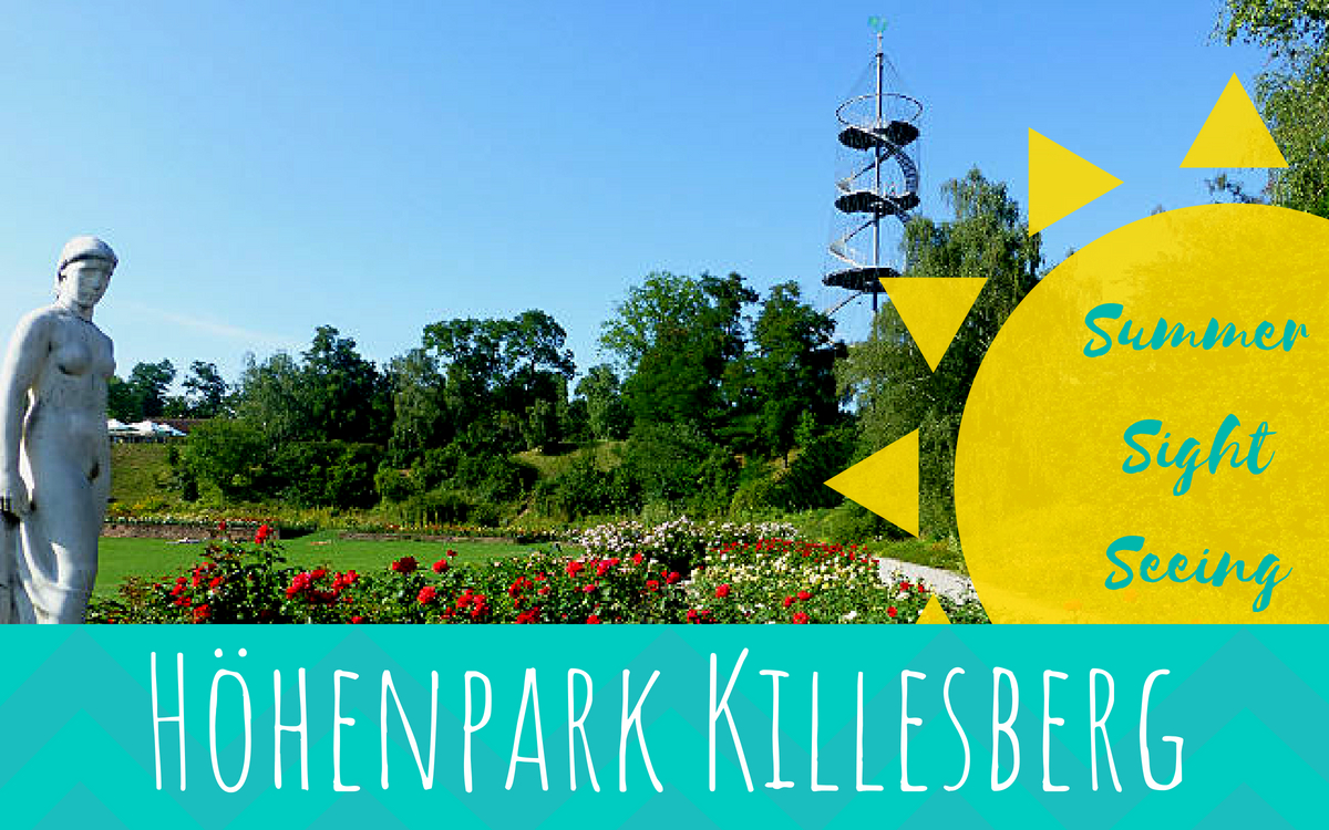 Visiting Höhenpark Killesberg during summer is fun for the whole family