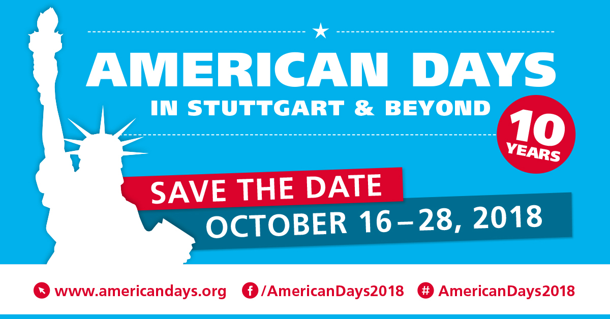 Events this October: American Days
