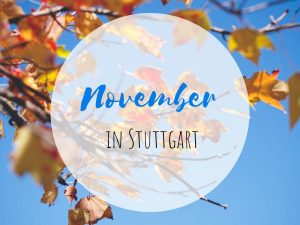 November in Stuttgart