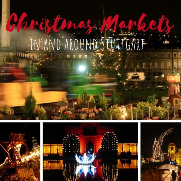 Christmas Markets in and around Stuttgart