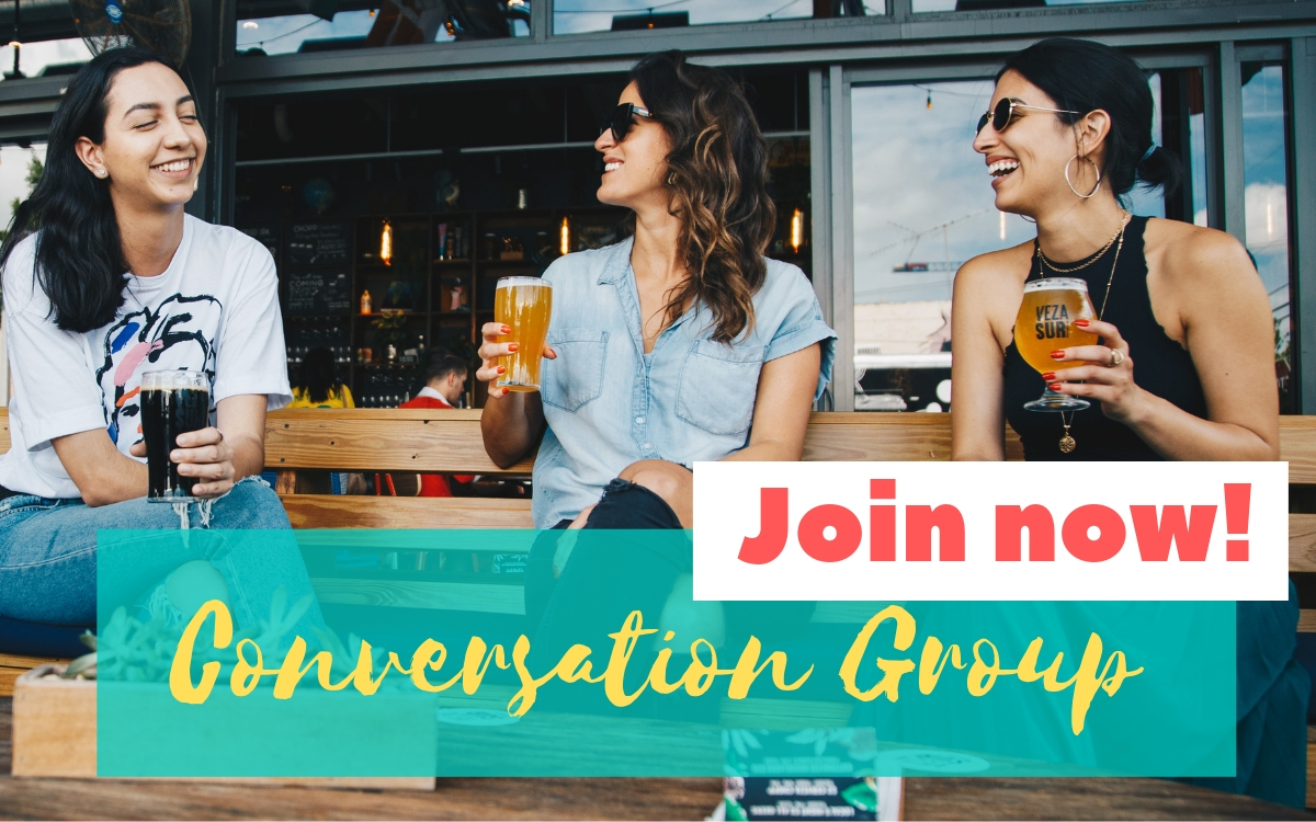 Conversation Group join now