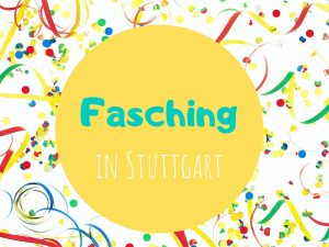 Fasching in Stuttgart