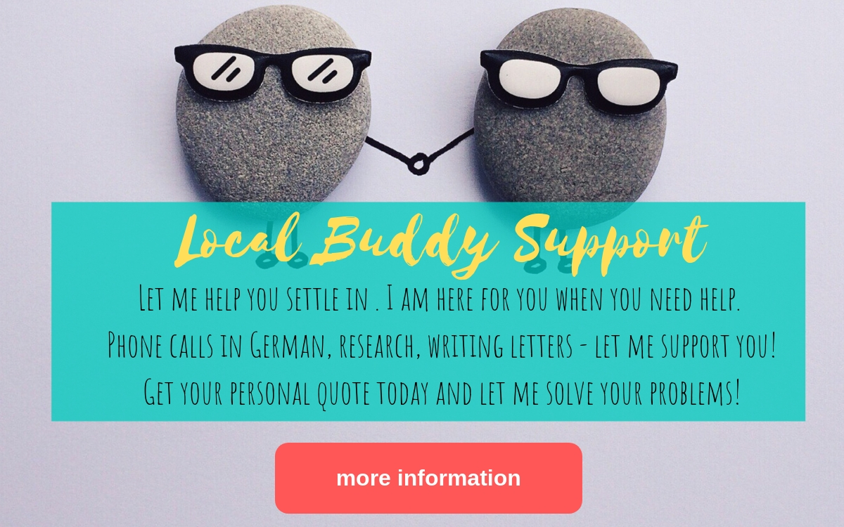 Local Buddy Support