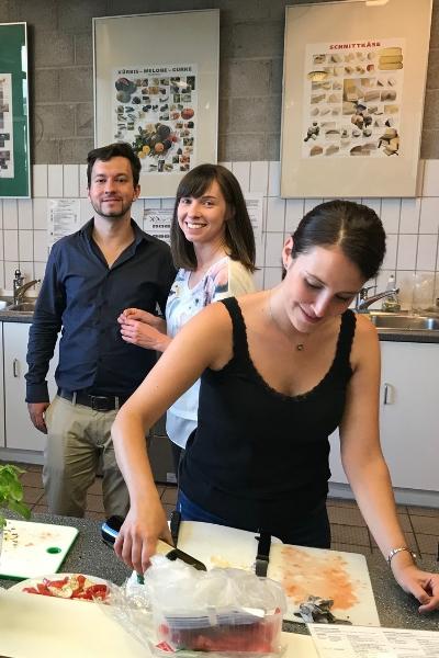vhs stuttgart cooking class