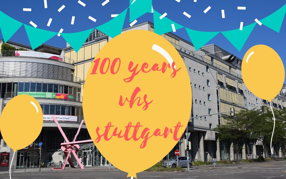 volkshochschule stuttgart anniversairy title