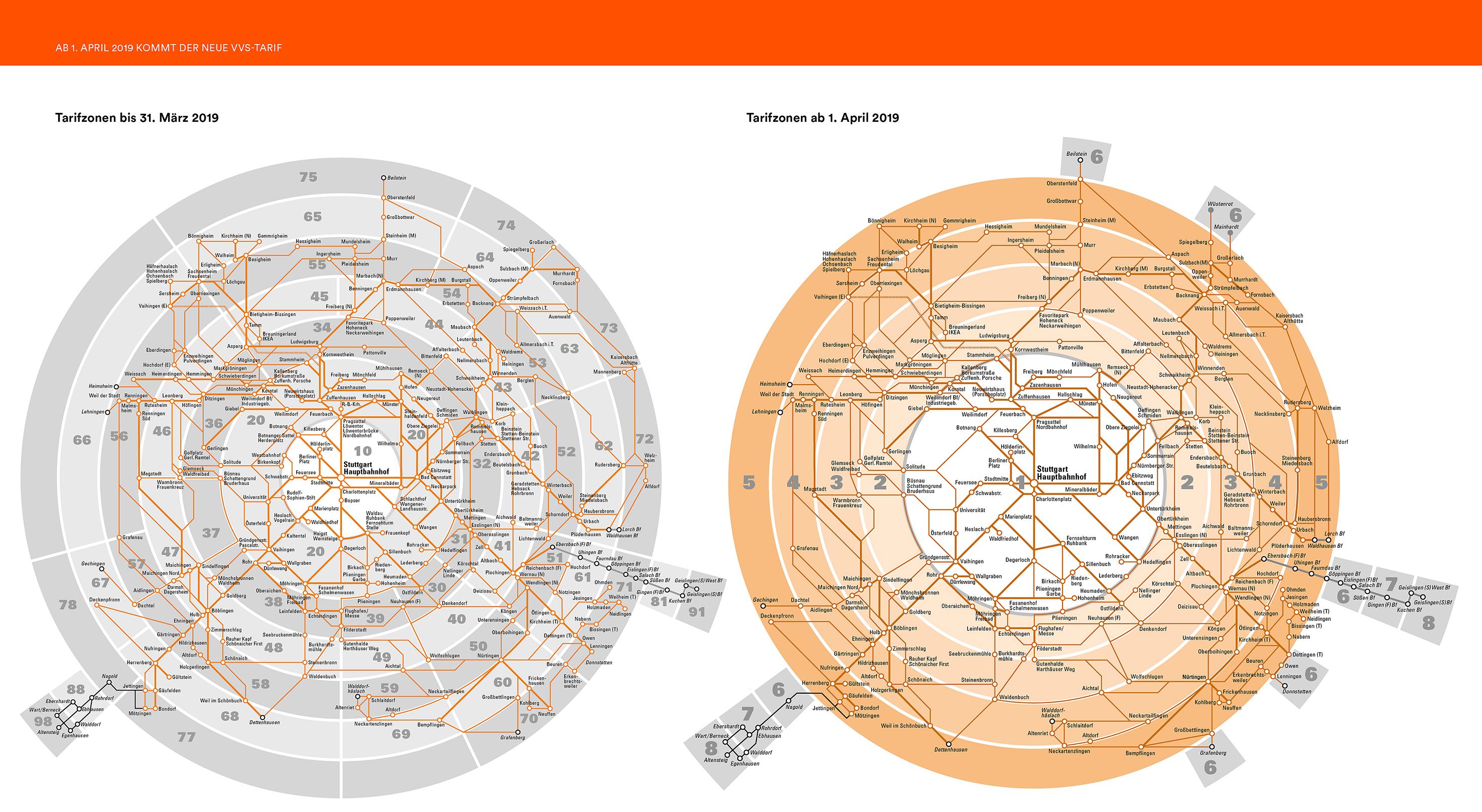 Mvv Zonen Karte.A Guide To The Public Transport In Stuttgart Living In