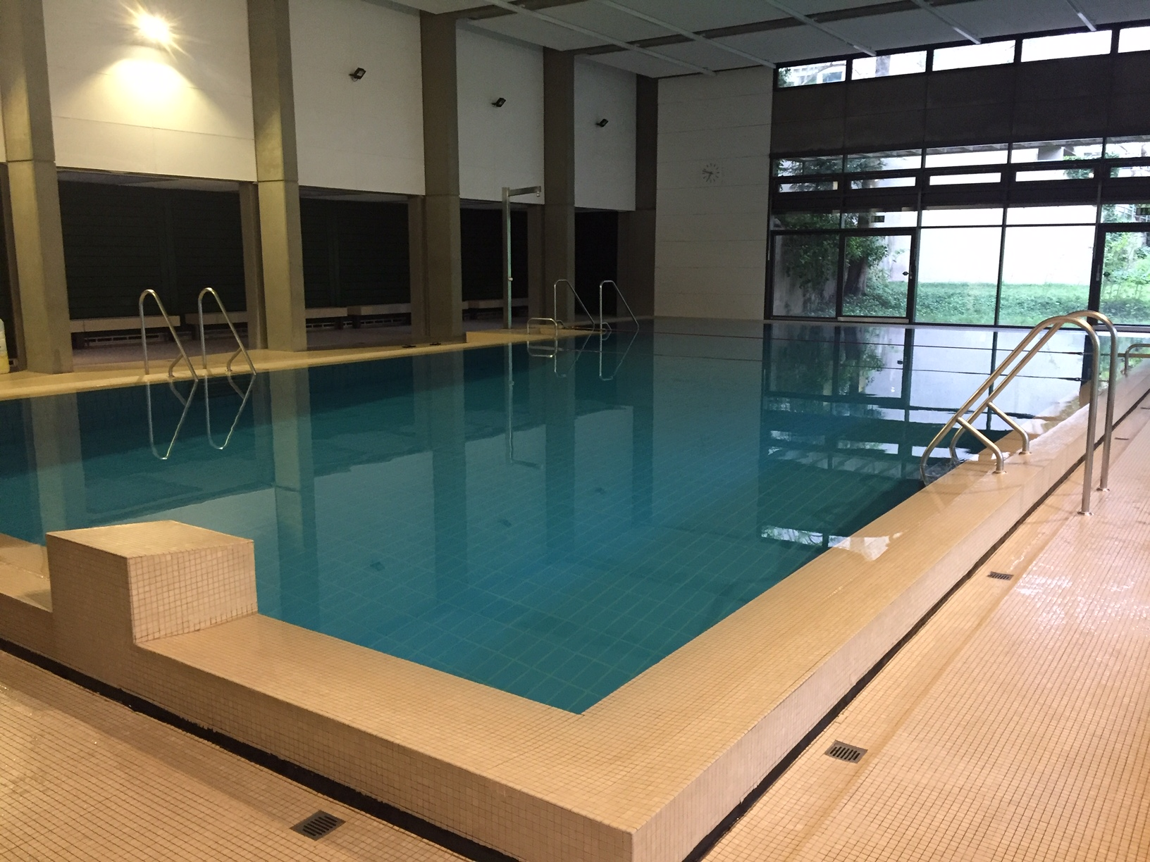 aqua fit for pregnant women at Marienhospital Stuttgart