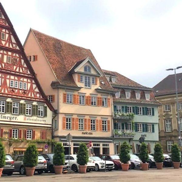 Exploring Esslingen