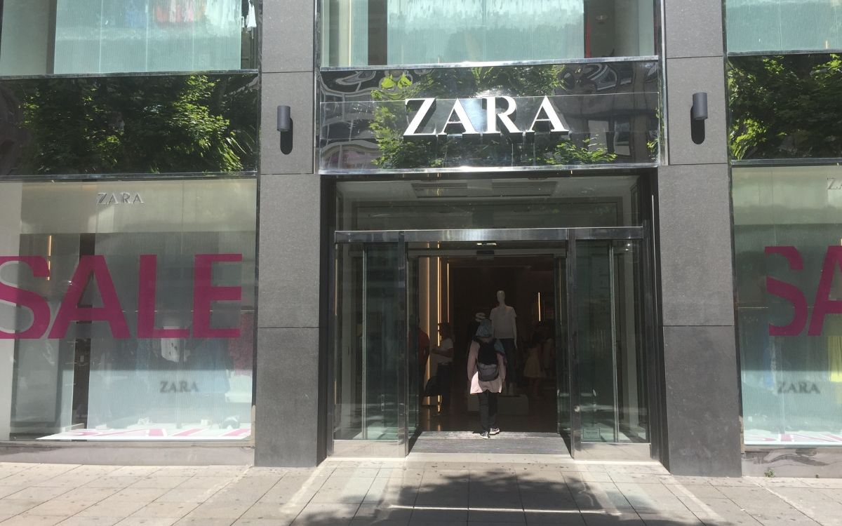 Baby finds in Stuttgart at Zara Kids