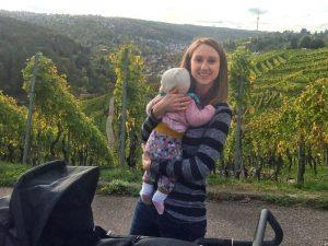 New Mom in Stuttgart
