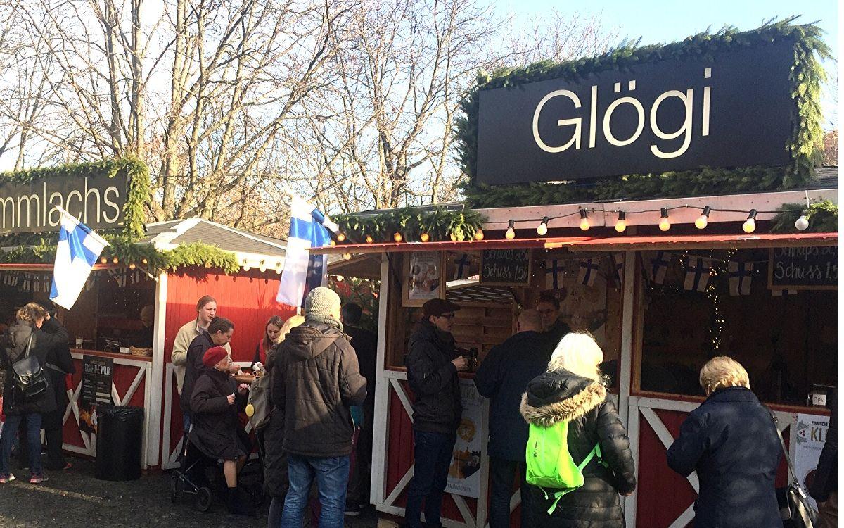 Stuttgart Christmas market 2019 Glögi