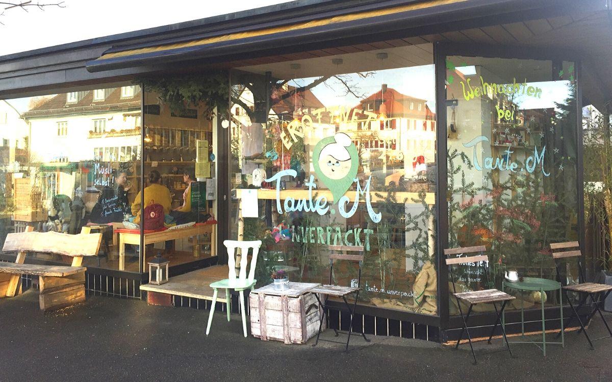 Tante M in Stuttgart