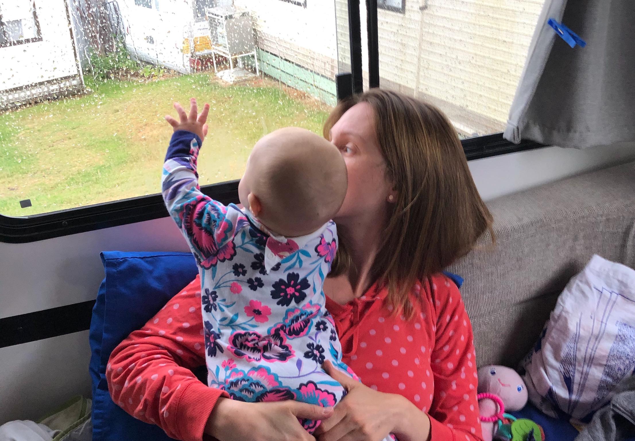 Elternzeitreise wohnmobil australien