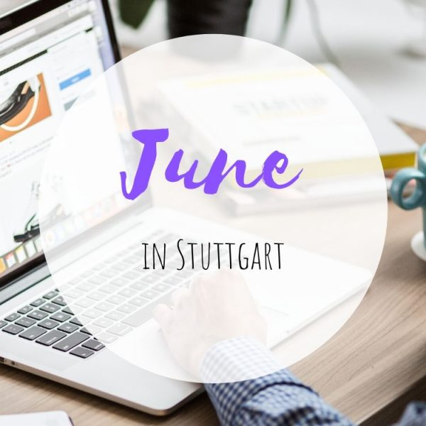 June in Stuttgart